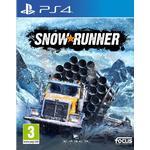 Ps4 mudrunner PlayStation 4-spel SnowRunner
