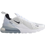 Men Shoes Nike Air Max 270 - White/White/Black