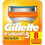 Gillette Fusion5 Power 8-pack