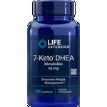 Life Extension 7-Keto DHEA 25mg 100 st