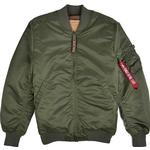 Herrkläder Alpha Industries MA-1 VF 59 Long - Sage Green