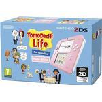 Nintendo 3DS Spelkonsoler Nintendo New 2DS Pink/White - Tomodachi Life