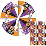 Dekal & Väggdekorationer Amscan Decal Halloween Bend & Twist Party Game