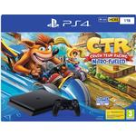 Spelkonsoler på rea Sony PlayStation 4 Slim 1TB - Crash Team Racing: Nitro-Fueled