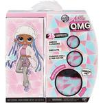 LOL Surprise O.M.G. Winter Disco Snowlicious Fashion Doll & Sister