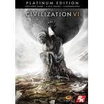 Civilization vi platinum PC-spel Sid Meier's Civilization VI - Platinum Edition