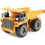 Radiostyrda leksaker HuiNa 6 Ch Dump Truck RTR B077YX28R8