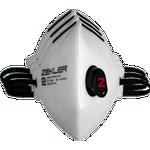 Munskydd & Andningsskydd Zekler Filtering Half Mask 1402V FFP2 3-pack