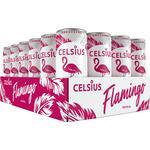 Celsius Flamingo Tropical 355ml 24 st
