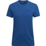 T-Shirts Herrkläder Peak Performance Urban T-shirt - Cimmerian Blue