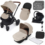 Ickle Bubba Stomp V3 3 in 1 (Duo) (Travel system)