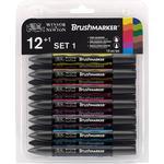 Winsor & Newton Promarker Brush 12 Vibrant