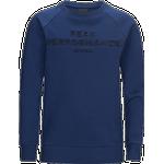 Sweatshirts Barnkläder Peak Performance Kid's Original Crew - Blueprint (G66937011-2CD)