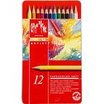 Hobbymaterial Caran d'Ache Supracolor Soft Aquarelle 12-Pack