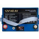 Batterier & Laddbart RebelCell 12V140 AV