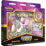 Pokemon TCG Hidden Fates Pin Collection Mewtwo & Mew