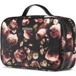 Väskor Gillian Jones Toilet Bag - Black / with Flowers