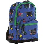 Ryggsäckar Pick & Pack Traktor Backpack - Blue/Multicolored