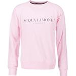 Herrkläder Acqua Limone College Classic Sweatshirt Unisex - Pale Pink