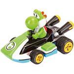 Carrera Pull Back Super Mario Kart Yoshi