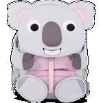 Ryggsäckar Affenzahn Kimi Koala Large - Grey/Pink