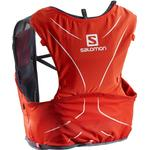 Salomon Adv Skin 5 Set - Fiery Red/Graphite