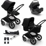 Bugaboo Fox 2 (Duo) (Travel system)
