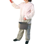 Korttidsoverall Duab 55030 Disposable Coverall