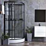 Bathlife View (842682) Duschkabin 900x900mm