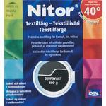 Färger Nitor Textile Color Deep Black 400g