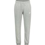 Träningskläder Nike Club Fleece Pants Men - Dark Gray Heather/Matte Silver/White