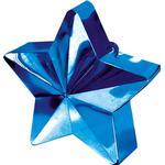 Ballongtyngder Amscan Balloon Weight Star Blue