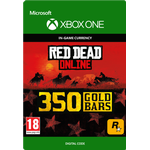 Rockstar Games Red Dead Redemption 2 - 350 Gold Bars - Xbox One