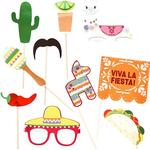 Fotoprops Ginger Ray Photoprops Viva La Fiesta 10-pack