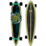 Skateboard Santa Cruz Shark Dot Pintail 39""