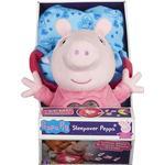 Greta Gris - Mjukisdjur Character Peppa Pig Sleepover Peppa