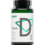 Puori Vitamin D3 400IE 60 st