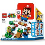 Lego på rea Lego Super Mario Adventures with Mario Starter Course 71360