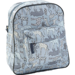 Väskor Smallstuff Animal Prints - Light blue