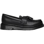 Lågskor Barnskor Dr Martens Adrian Junior Tassle Loafers - Black Softy