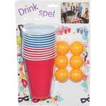 Drinking Game Beer Pong