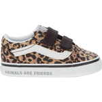 Sneakers Barnskor Vans Kids Animal Checkerboard Old Skool V - Leopard/Black