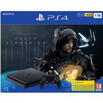 Death Stranding Spelkonsoler Sony PlayStation 4 Slim 1TB - Death Stranding