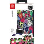 PowerA Nintendo Switch Hybrid Cover: Splatoon2 and Screen Protector