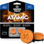 KontrolFreek Playstation 4 Atomic Performance Thumbsticks - Orange