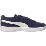 Barnskor Puma Smash V2 SD JR - Peacoat/Puma White