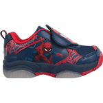 Character Light Up Infants Trainers - Spiderman