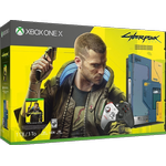 Xbox One - Stationär Spelkonsoler Microsoft Xbox One X 1TB - Cyberpunk 2077 Limited Edition Bundle