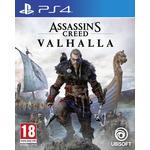 PlayStation 4-spel Assassin's Creed: Valhalla