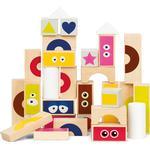 Klossar - Trä Micki Mega Bloks Let's Get Learning